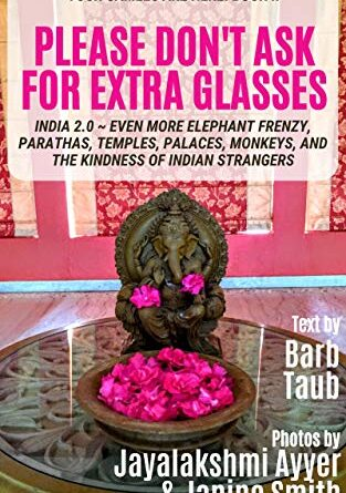 Please Don't Ask For Extra Glasses by Barb Taub