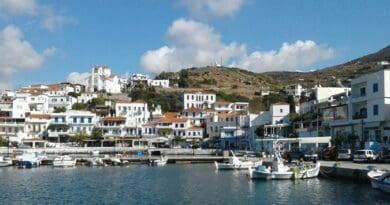 The Magic of Andros