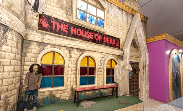 The House of Dead at Venice Mall, Greater Noida